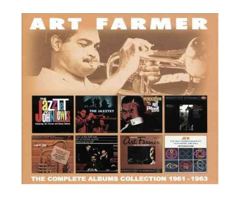 Art farmer - Complete albums collection:1961-1963 (CD) - image 1 of 1