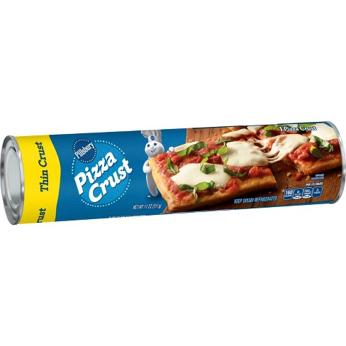 Pillsbury Thin Pizza Crust - 10oz - image 1 of 1