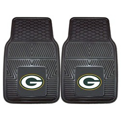 "NFL Automotive Floor Mat Set 18"" x 27"""