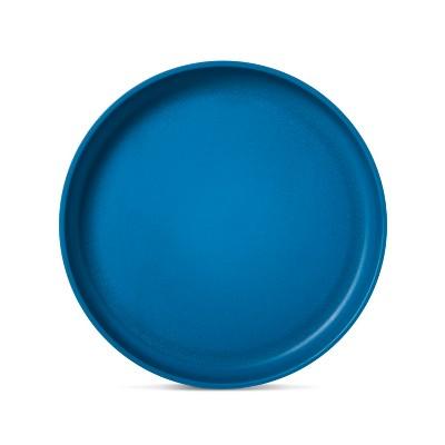 Plastic Kids Plate 7.4  Turquoise - Pillowfort™