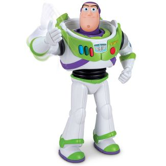 Disney Pixar Toy Story 4 Buzz Lightyear with Karate Chop Action