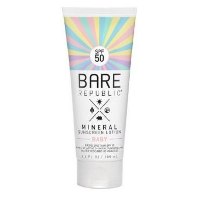 Bare Republic Sunscreens Broad Spectrum Protection   Spf 50   3.4oz by Bare Republic
