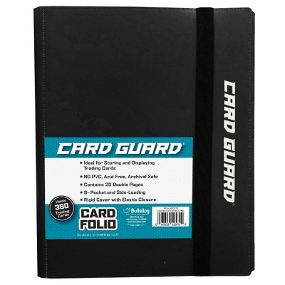 Excell 9 Pocket Pro-Folio Black