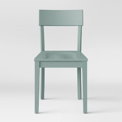 Set of 2 Bethesda Modern Dining Chair Mint - Project 62™