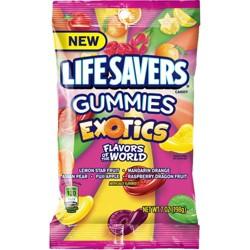 Life Savers Exotic Gummies - 7oz