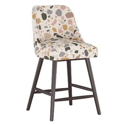 Geller Counter Height Barstool Terrazzo Mustard - Project 62™