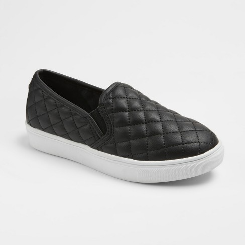Girls' Stevies #KOOLKICKS Quilted Twin Gore Sneakers - image 1 of 3