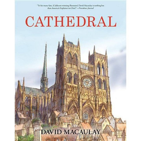 Cathedral - by  David Macaulay (Hardcover) - image 1 of 1