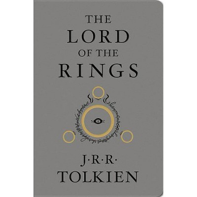 The Lord of the Rings Deluxe Edition - by  J R R Tolkien (Hardcover)