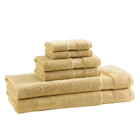 Kassatex Rayon Made From Bamboo 6pc Towel Set - Sunflower - image 1 of 1