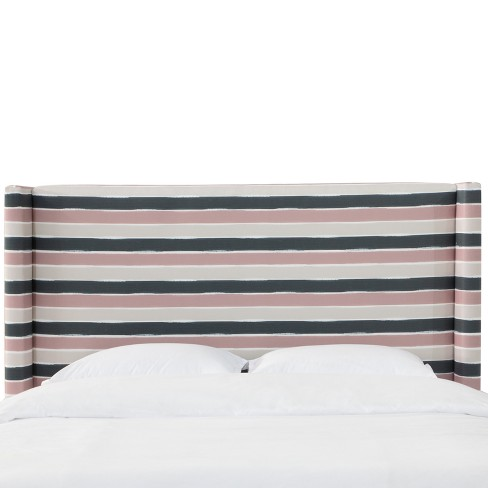 Sonny Wingback Headboard - Cloth & Co. - image 1 of 3