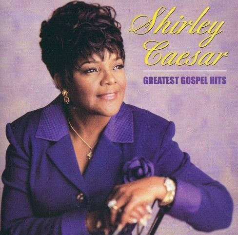 Shirley caesar - Greatest gospel hits (CD) - image 1 of 1