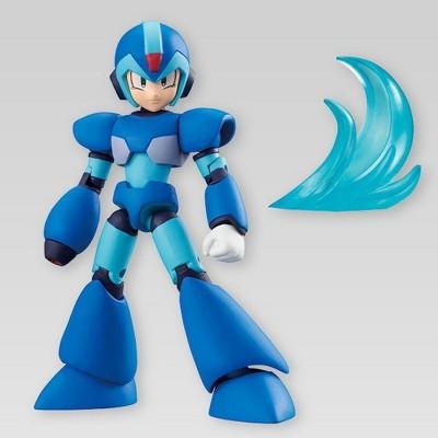 Bandai Shokugan Mega Man Action 66 Mega Man X with Dash Effect Action Figure