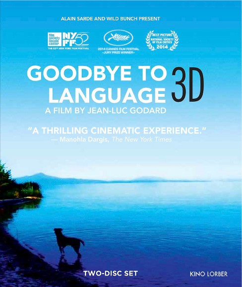 Goodbye to language (Blu-ray) - image 1 of 1