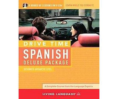 Drive Time Spanish Deluxe Package (Unabridged) (Mixed media product) - image 1 of 1