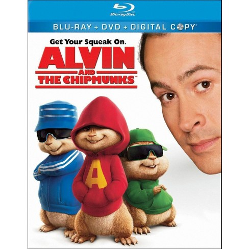 Alvin and the Chipmunks (Blu-ray) - image 1 of 1