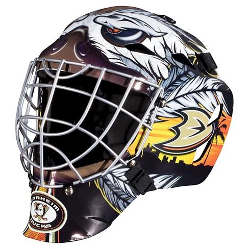 Franklin Sports NHL Team Licensed GFM 1500 Goalie Face Mask ... 166a22142
