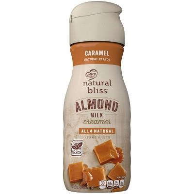 Coffee Mate Natural Bliss Caramel AlmondMilk Coffee Creamer - 1pt