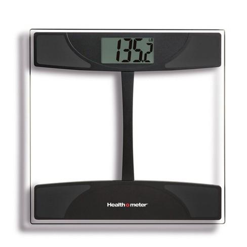 Scale Black Clear Health O Meter