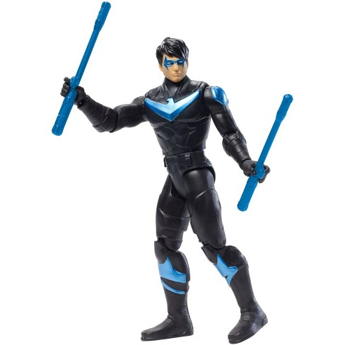 DC Comics Batman Missions Nightwing Action Figure - image 1 of 4