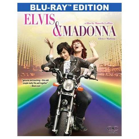 Elvis & Madonna (Blu-ray) - image 1 of 1