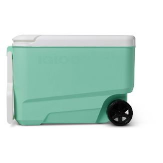 Igloo Wheelie Cool 38qt Portable Cooler - Mint
