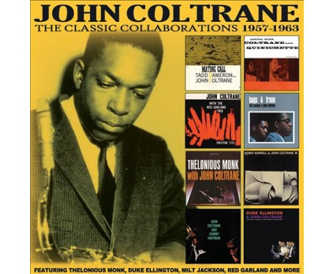John Coltrane - Classic Collaborations:1957-1963 (CD) - image 1 of 1