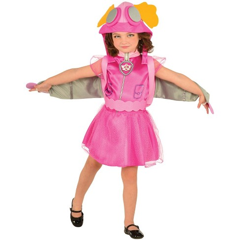 Rubie's Girls' Paw Patrol Skye Costume - S (4-6) - image 1 of 1