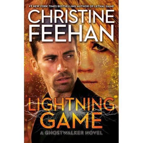 Lightning Game - (Ghostwalker Novel) by  Christine Feehan (Hardcover) - image 1 of 1