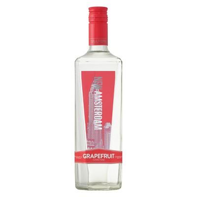 New Amsterdam Grapefruit Flavored Vodka - 750ml Bottle