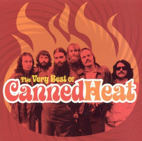 Canned heat - Very best of (CD) - image 1 of 1