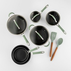 Cravings by Chrissy Teigen 12pc Aluminum Cookware Set