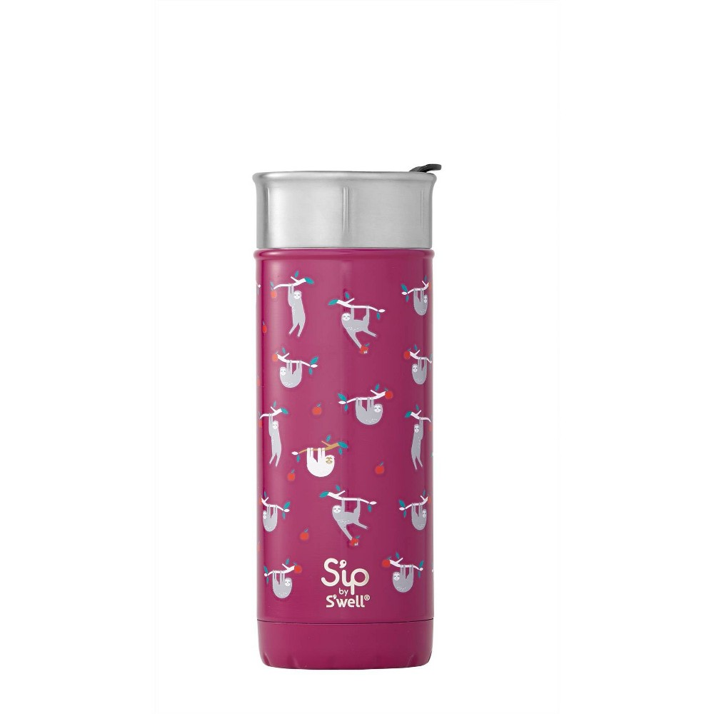 Image of S'ip by S'well Vacuum Insulated Stainless Steel Travel Mug 16oz - Just Hanging Around