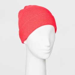 Women's Basic Beanie - Wild Fable™ One Size