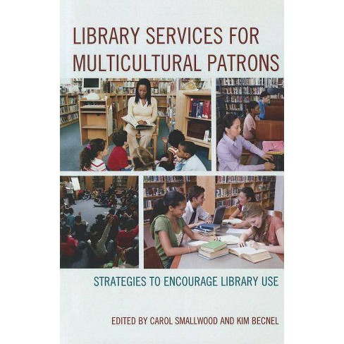 Library Services for Multicultpb - (Paperback) - image 1 of 1