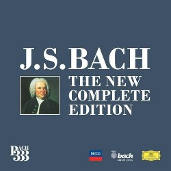 Various - Bach 333: J.S. Bach- The New Complete Edition (CD)
