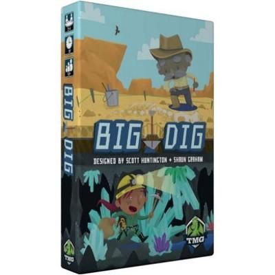 Big Dig Board Game