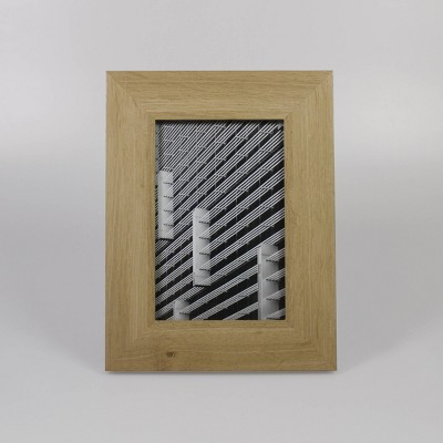 """4"""" x 6"""" Wide Single Picture Frame Natural - Made By Design™"""