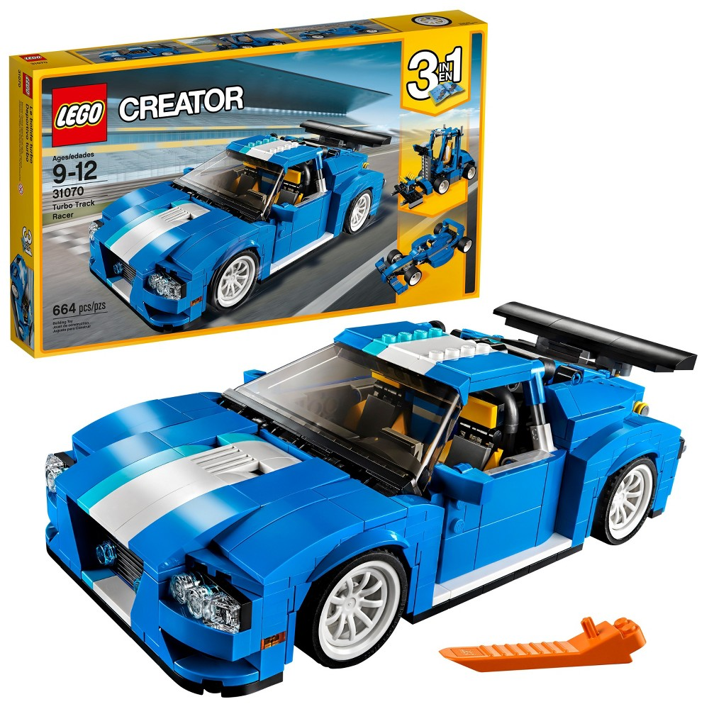 Lego Racing Car Set Toys Games Compare Prices At Nextag Ultimate Race 9485 Creator Turbo Track Racer 31070