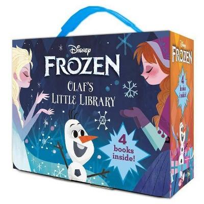 Olaf's Little Library (Disney Frozen) - by  Random House Disney (Mixed Media Product)