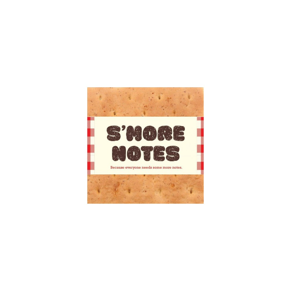 S'more Notes - (Stationery)