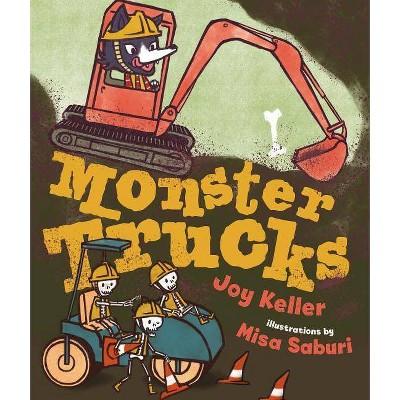Monster Trucks - (Hardcover)