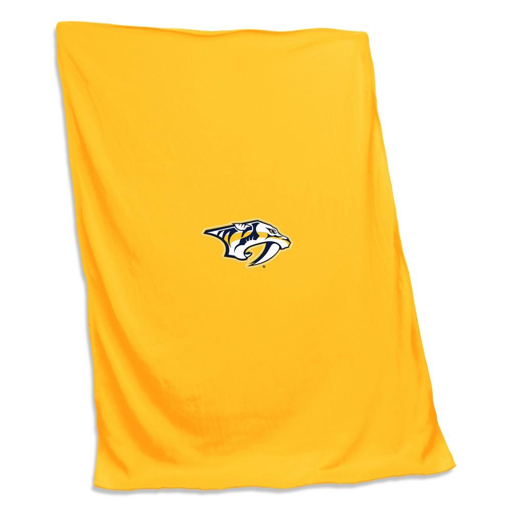 Nashville Predators Sweatshirt Blanket