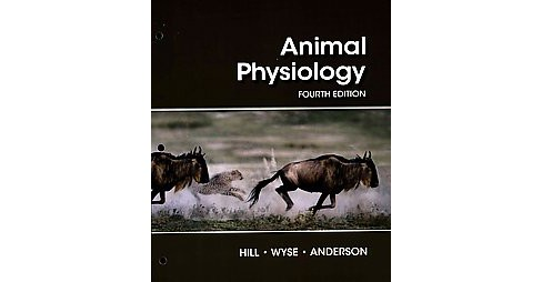 Animal Physiology (Paperback) (Richard W. Hill) - image 1 of 1