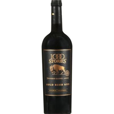 1000 Stories Gold Rush Red Wine - 750ml Bottle