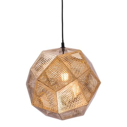 "Modern 13"" Pendant Ceiling Lamp - ZM Home - image 1 of 4"
