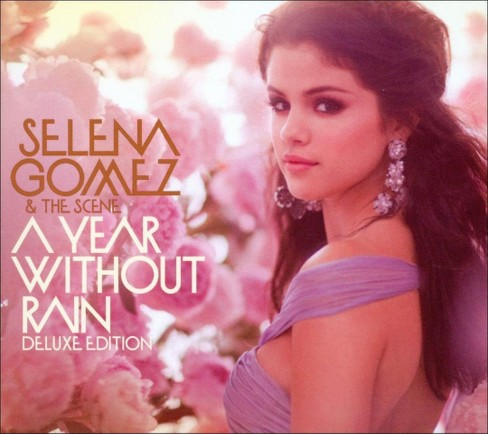 Selena Gomez & the Scene - A Year Without Rain (Deluxe Edition CD/DVD) - image 1 of 2