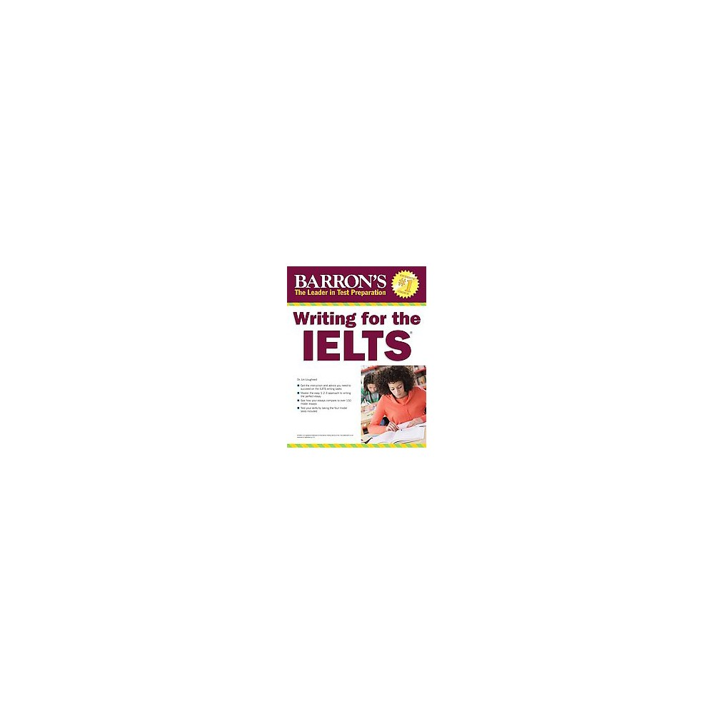 Barron's Writing for the Ielts (Paperback) (Lin Lougheed)