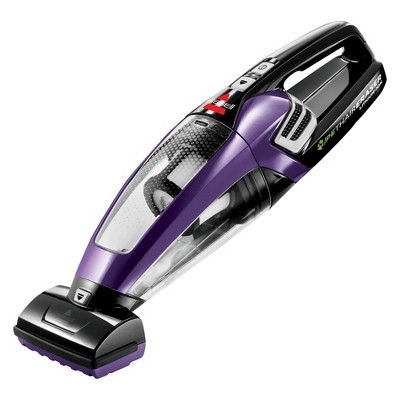Bissell Pet Lithium Ion Hand Vacuum - Purple
