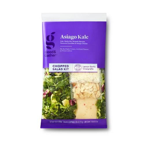 Asiago Kale Chopped Salad Kit - 10oz - Good & Gather™ - image 1 of 4